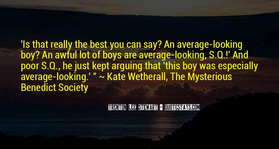 Wetherall's Quotes #433434