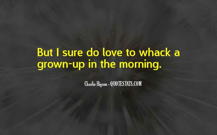 Whack Quotes #1032690