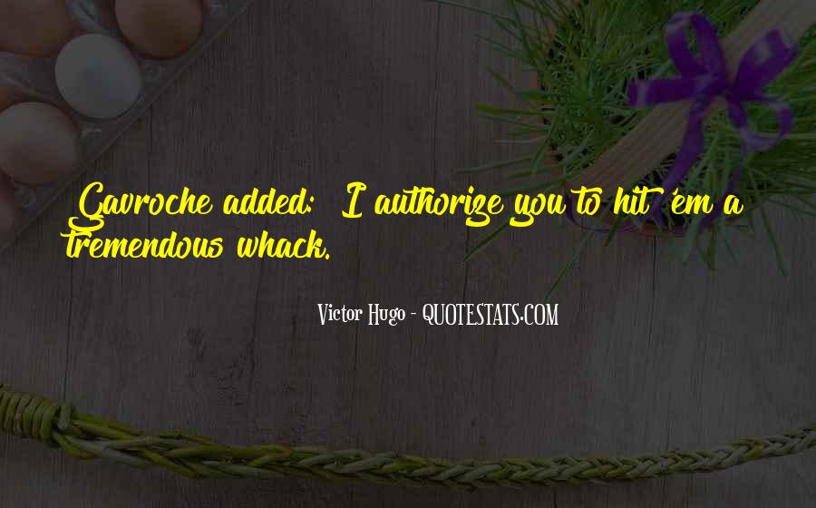 Whack Quotes #1182490