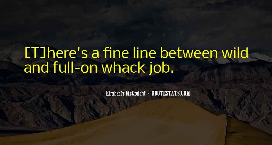 Whack Quotes #1456742