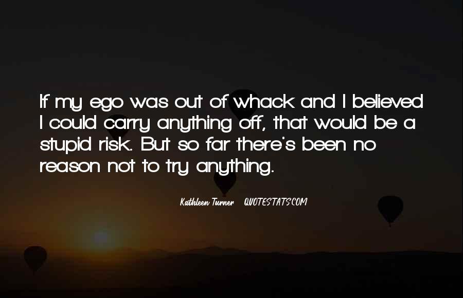 Whack Quotes #437001