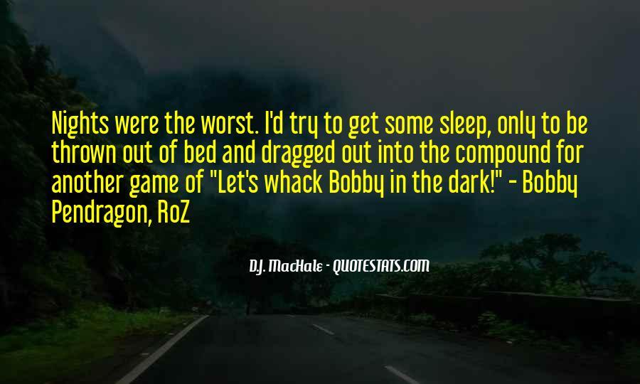 Whack Quotes #515982