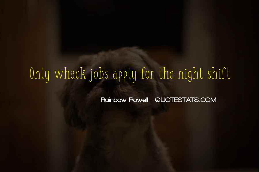 Whack Quotes #847862