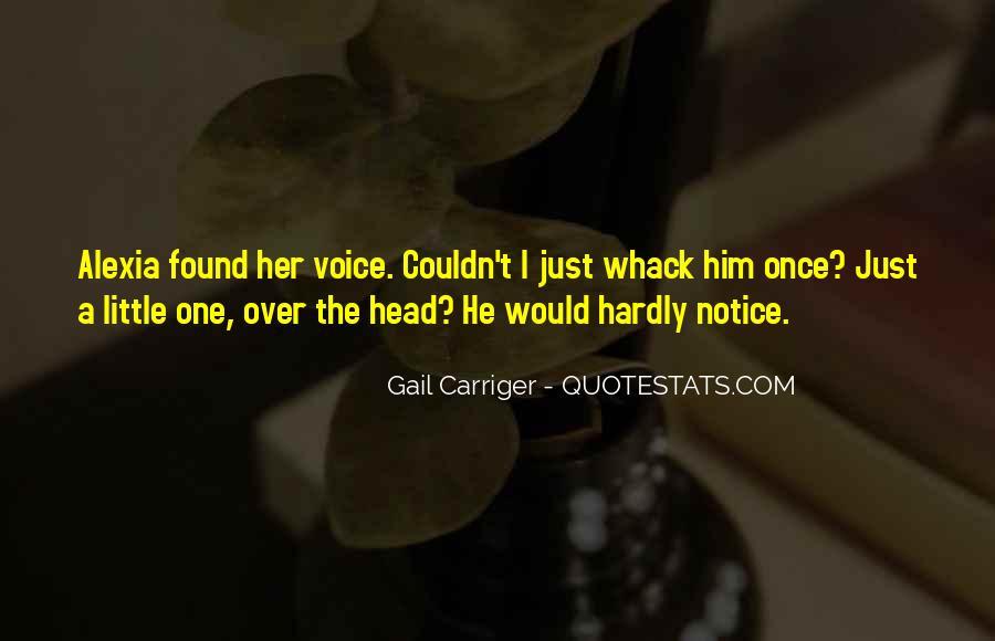 Whack Quotes #941836