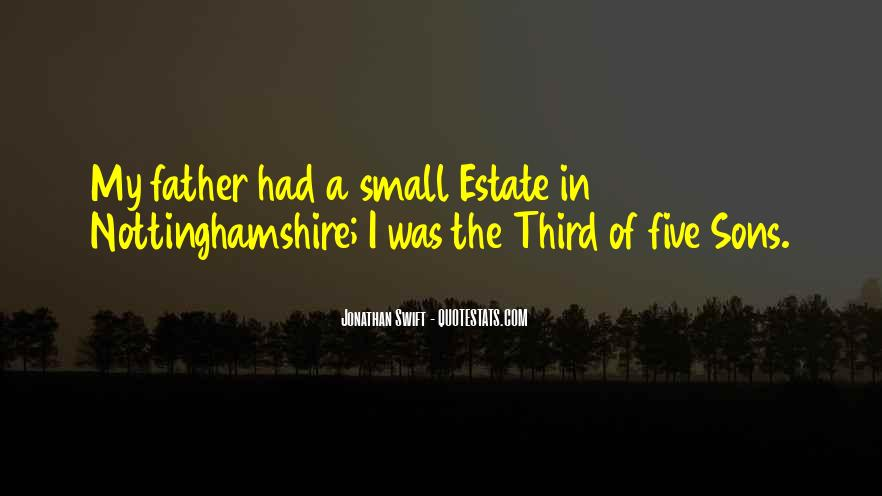 Quotes About The Third Estate #216699
