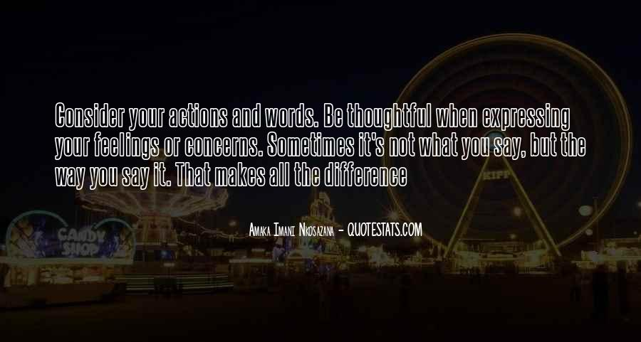 Quotes About Loving The Way You Are #4084