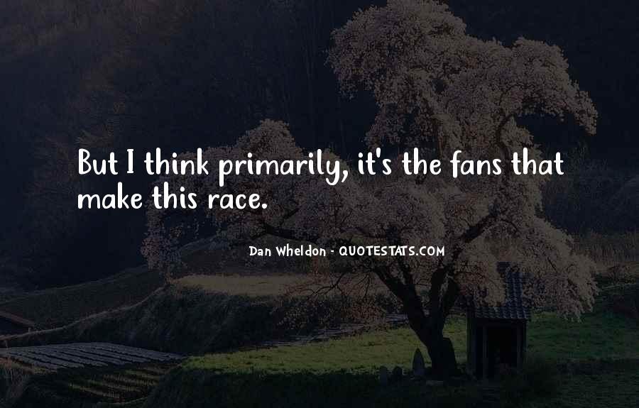 Wheldon Quotes #1576054