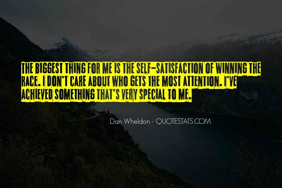 Wheldon Quotes #460083