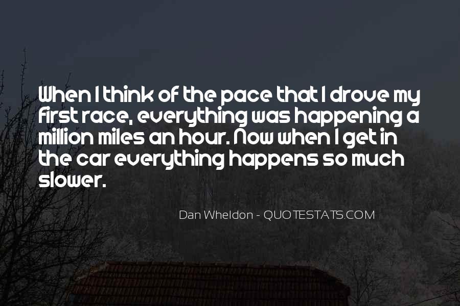 Wheldon Quotes #781838