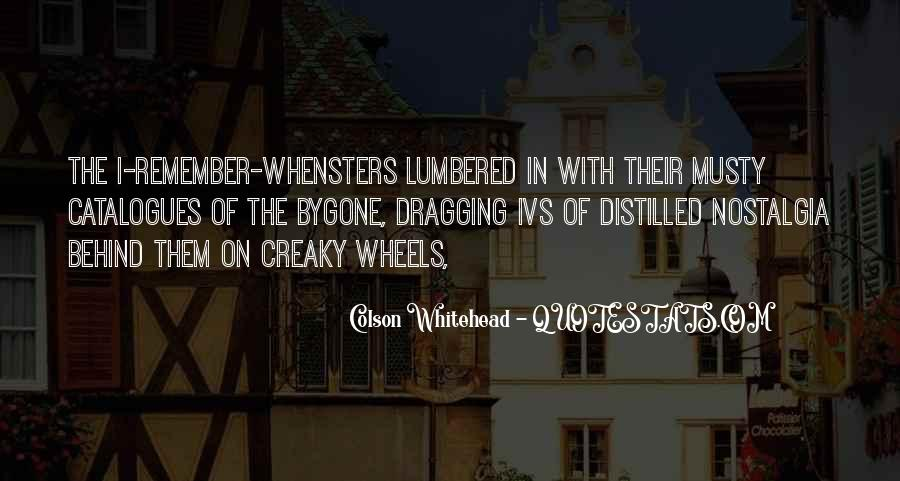 Whensters Quotes #443031