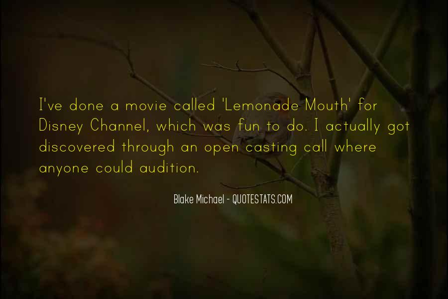Quotes About Lemonade #1323579