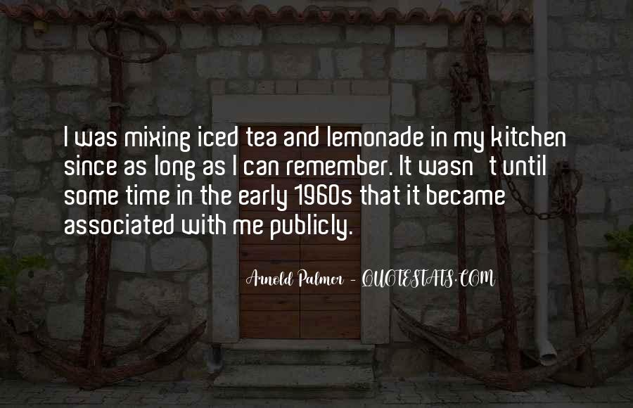 Quotes About Lemonade #1517126