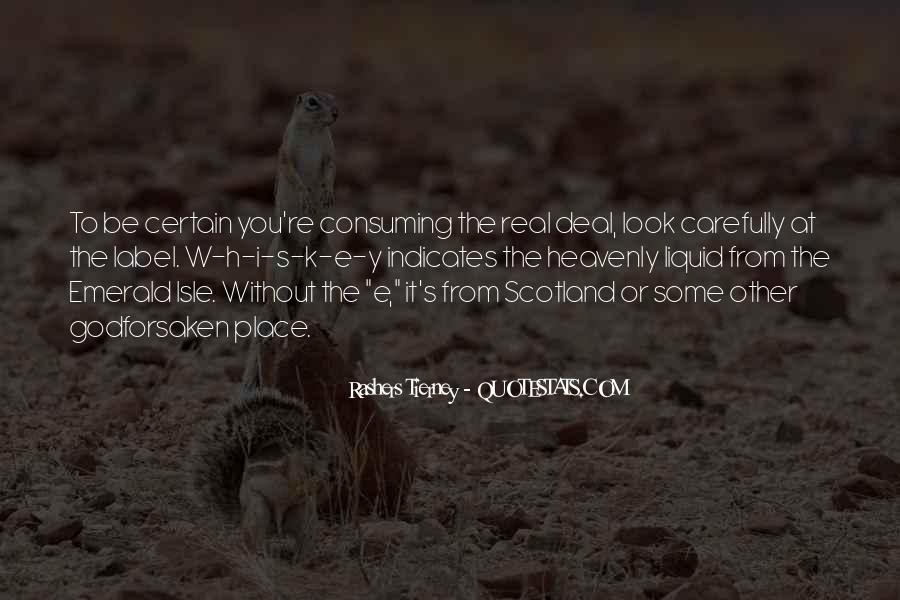 Whiskey's Quotes #129684