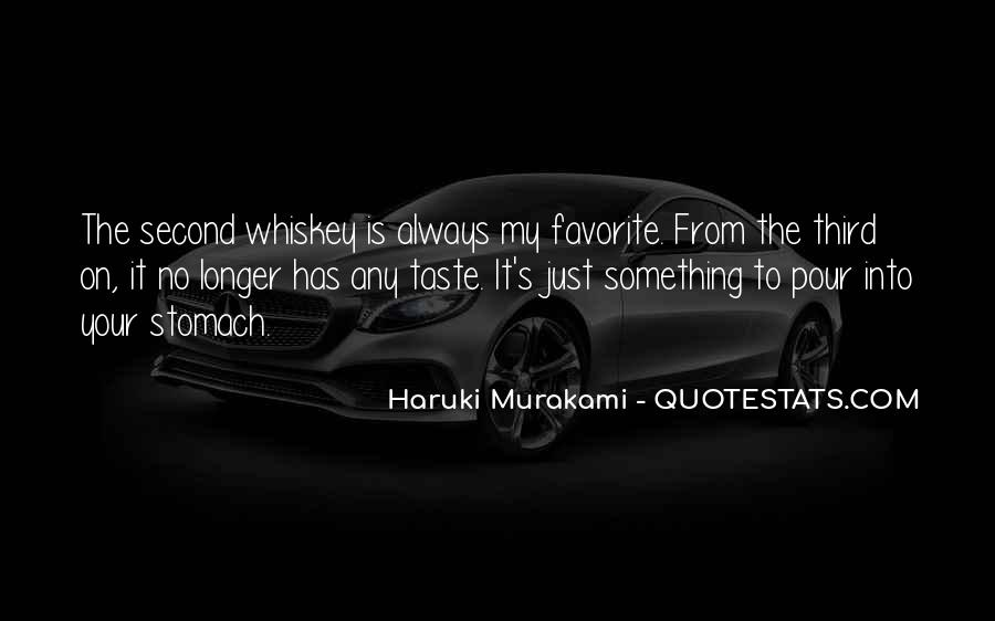 Whiskey's Quotes #1525272