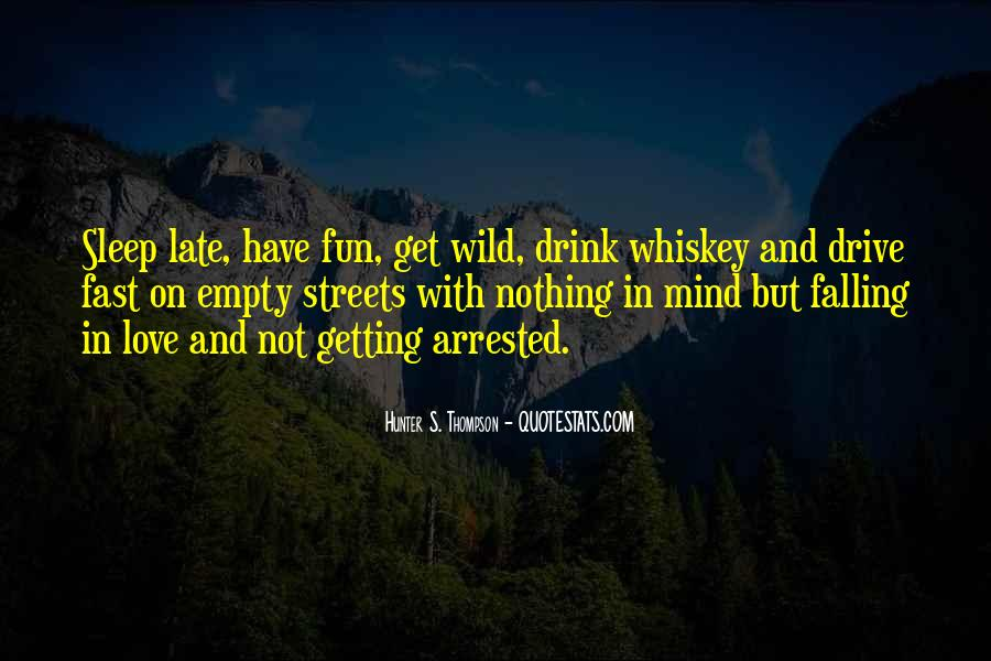 Whiskey's Quotes #21419