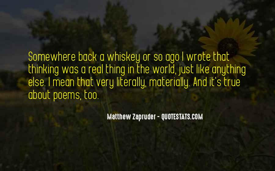 Whiskey's Quotes #34611