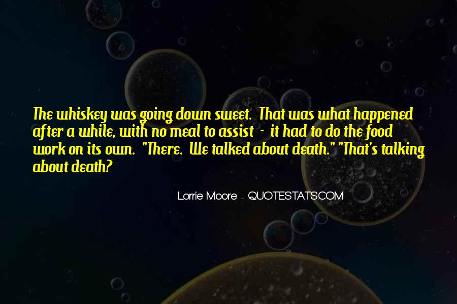 Whiskey's Quotes #421321