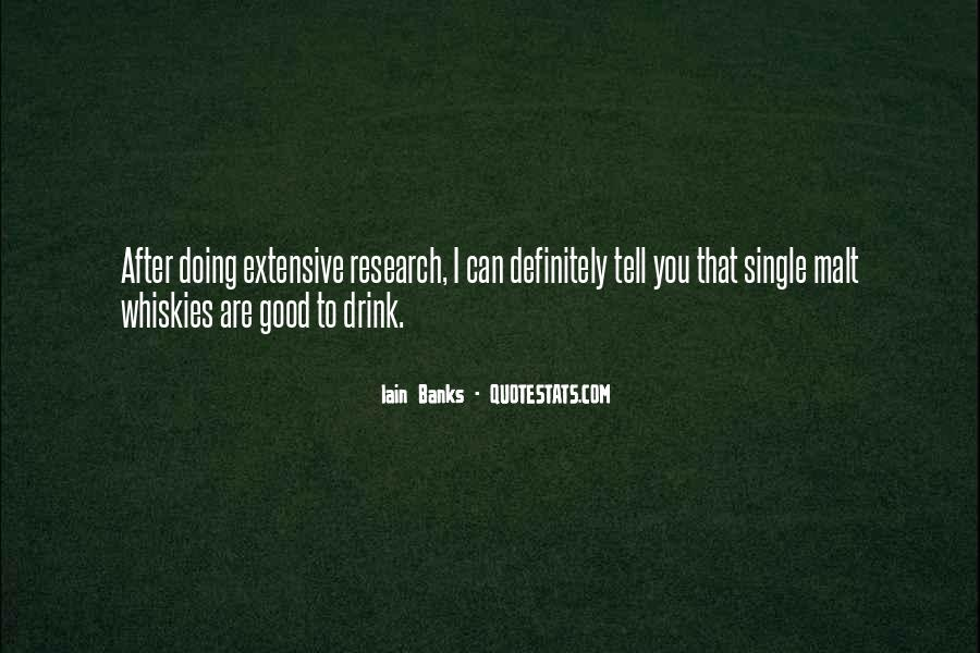 Whiskies Quotes #1345985