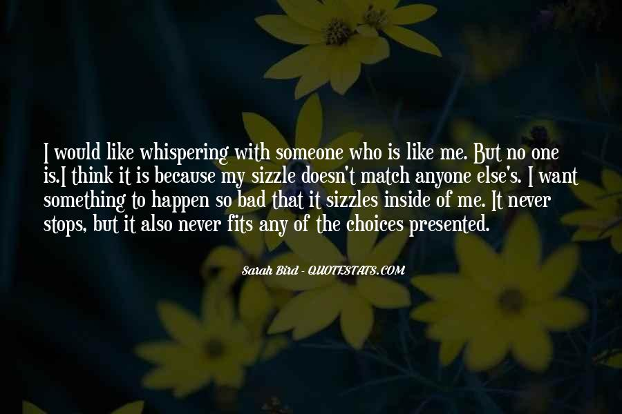 Whispering's Quotes #177401
