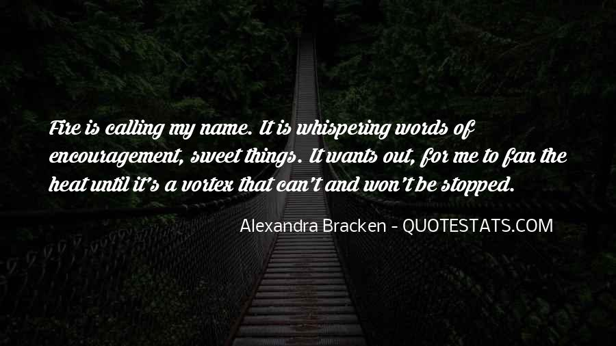 Whispering's Quotes #20775