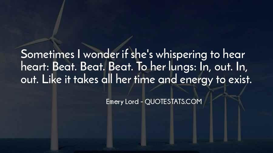 Whispering's Quotes #75291