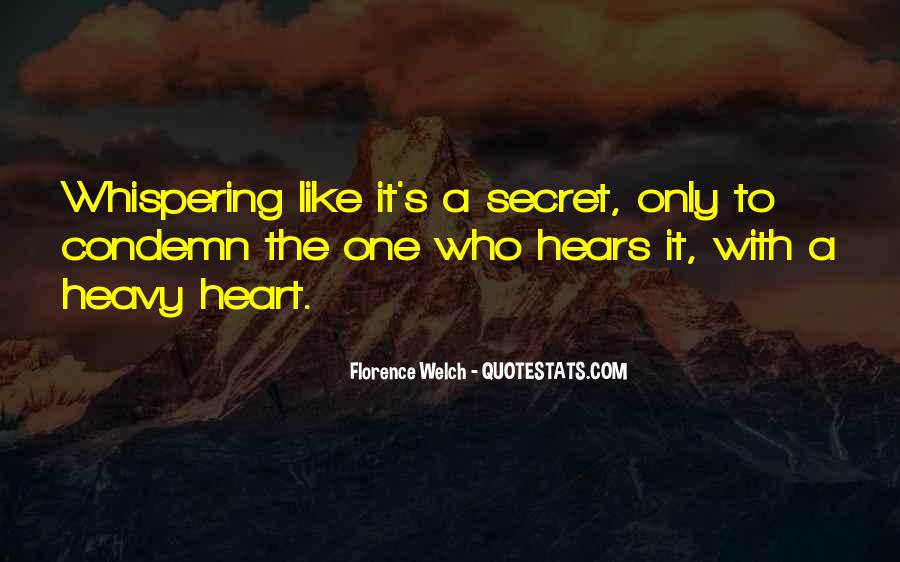 Whispering's Quotes #932592