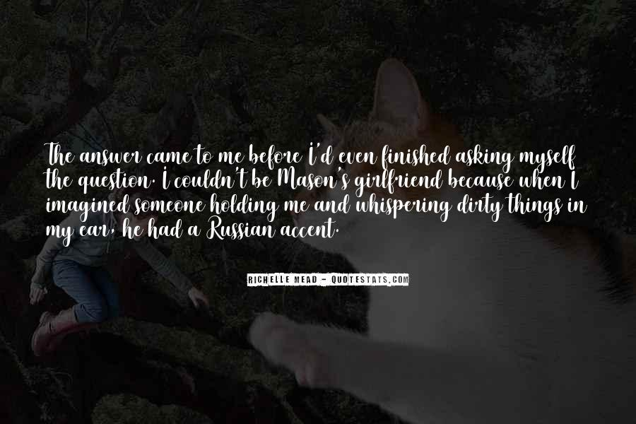 Whispering's Quotes #985259