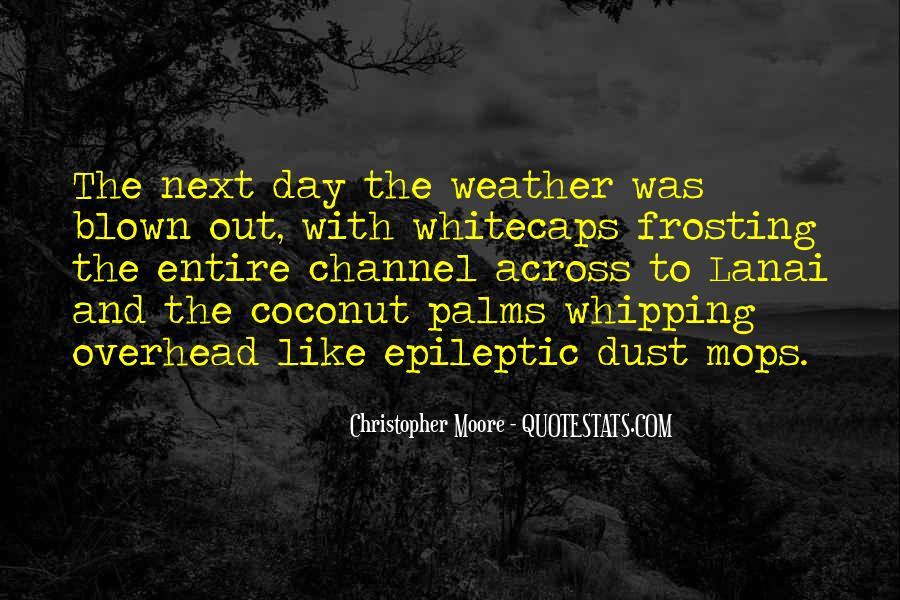 Whitecaps Quotes #1461143