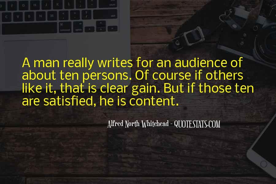 Whitehead's Quotes #111239