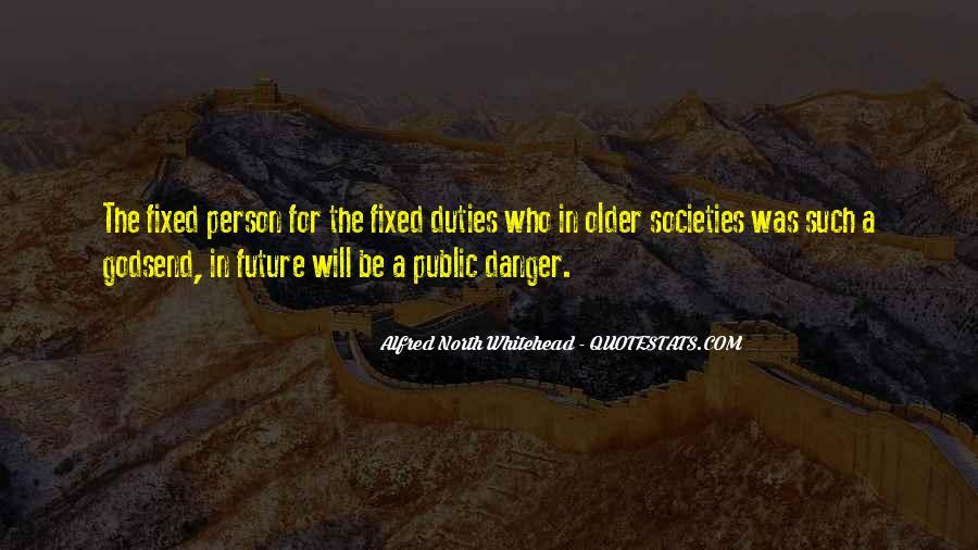 Whitehead's Quotes #111573
