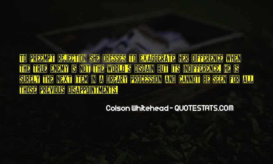 Whitehead's Quotes #1158125