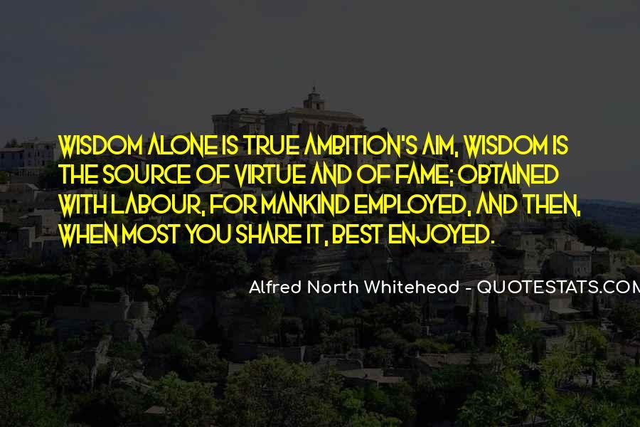 Whitehead's Quotes #1205293
