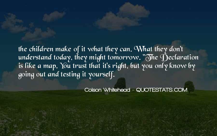 Whitehead's Quotes #1260068