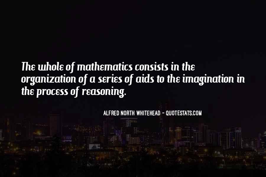 Whitehead's Quotes #129396