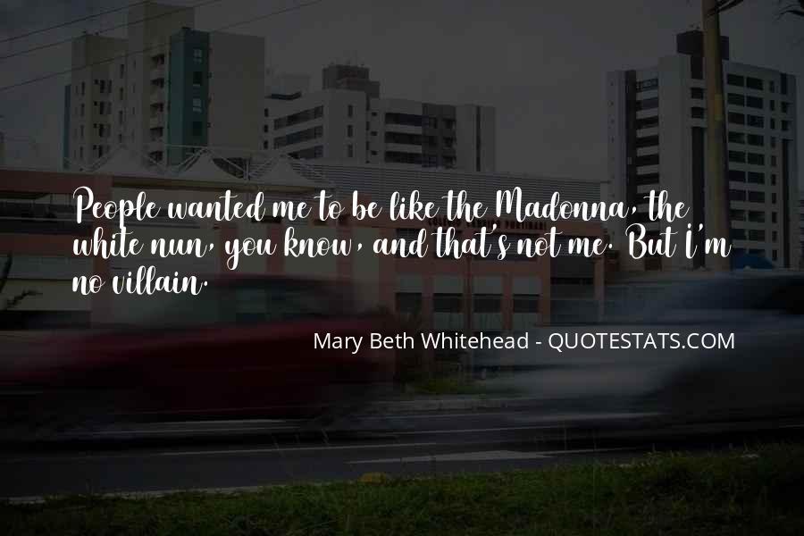 Whitehead's Quotes #1371486