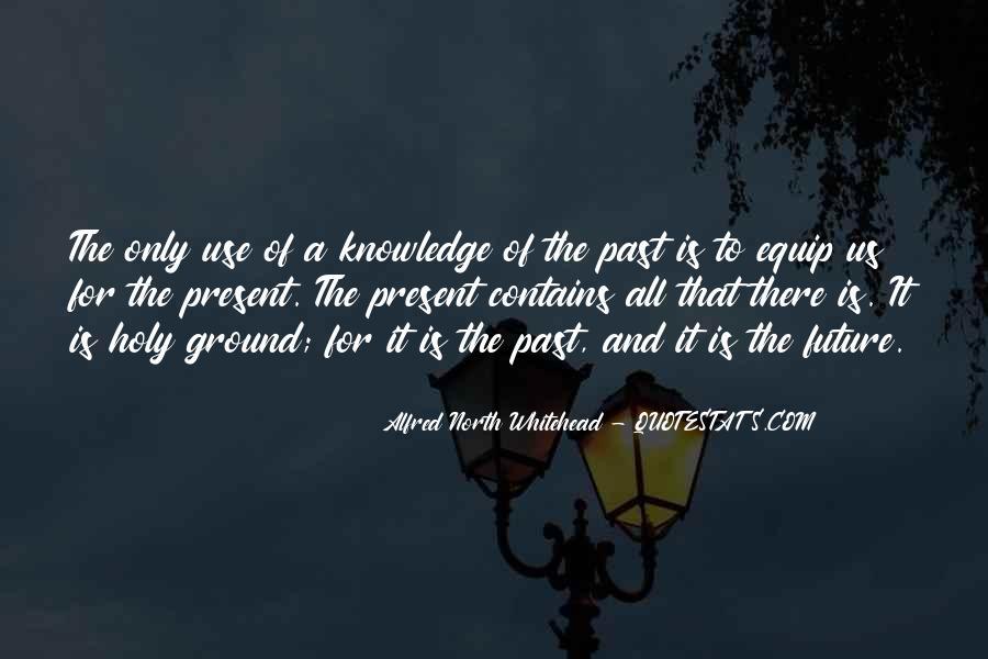 Whitehead's Quotes #14060
