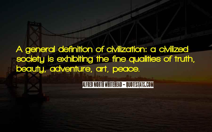 Whitehead's Quotes #141281