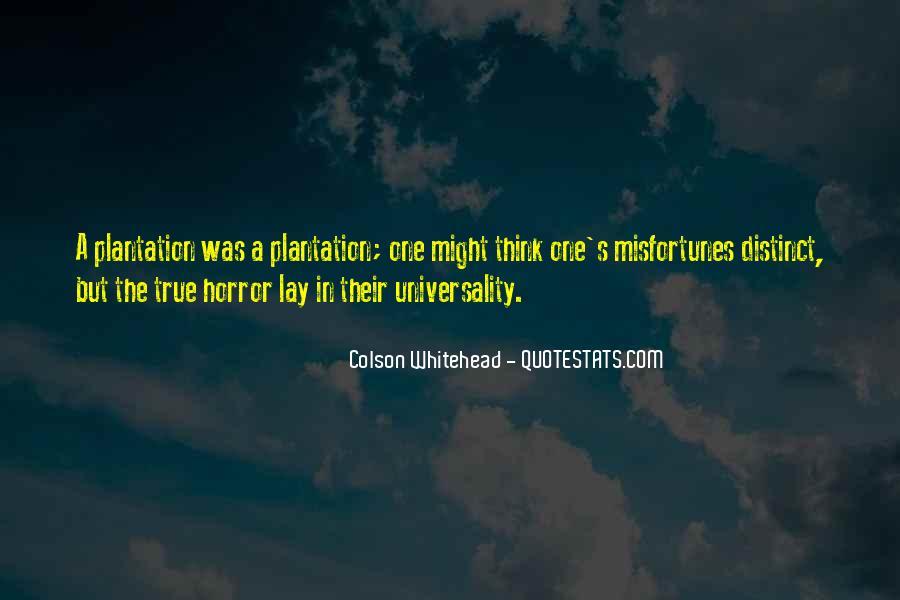 Whitehead's Quotes #1631721