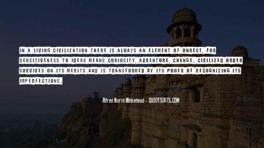 Whitehead's Quotes #175842