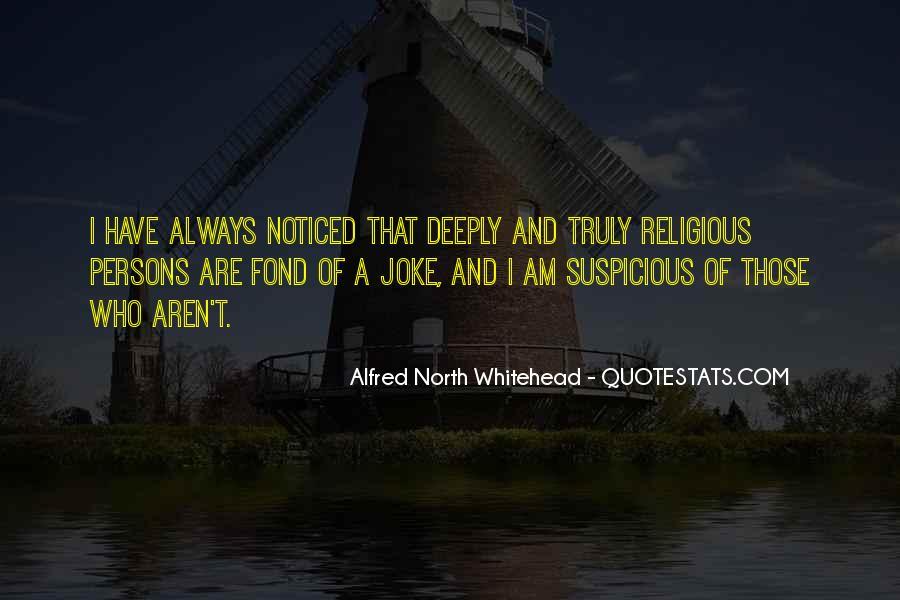 Whitehead's Quotes #192819