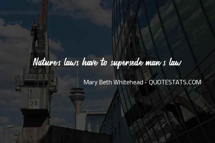 Whitehead's Quotes #19490