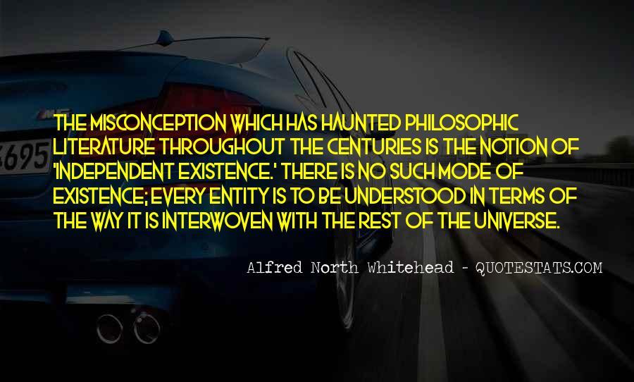 Whitehead's Quotes #196177