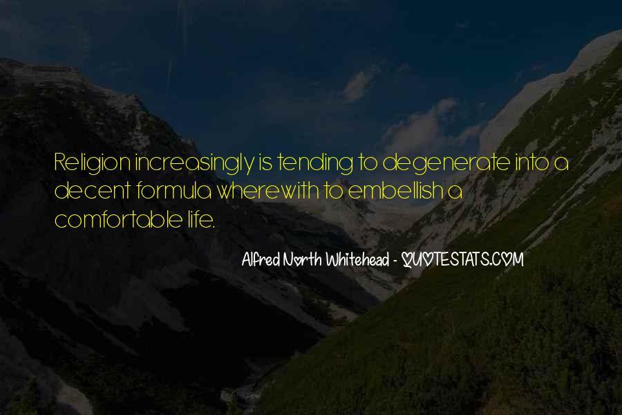 Whitehead's Quotes #226649