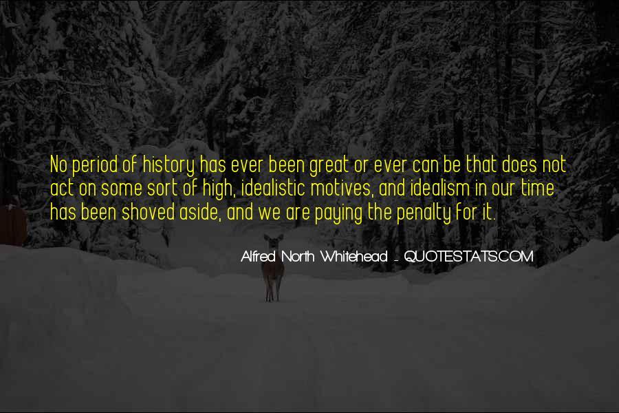 Whitehead's Quotes #242087