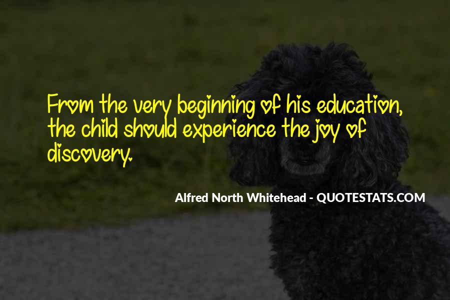 Whitehead's Quotes #246281