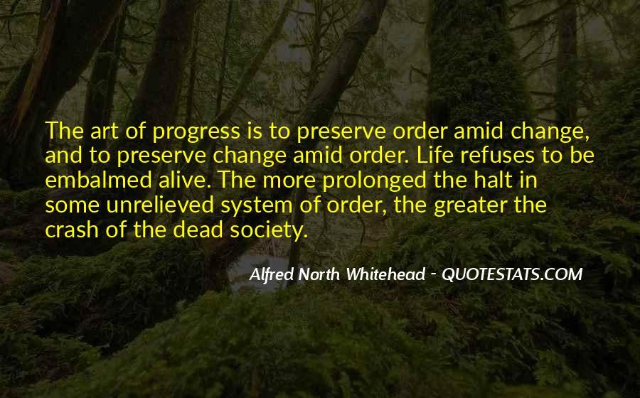 Whitehead's Quotes #44179
