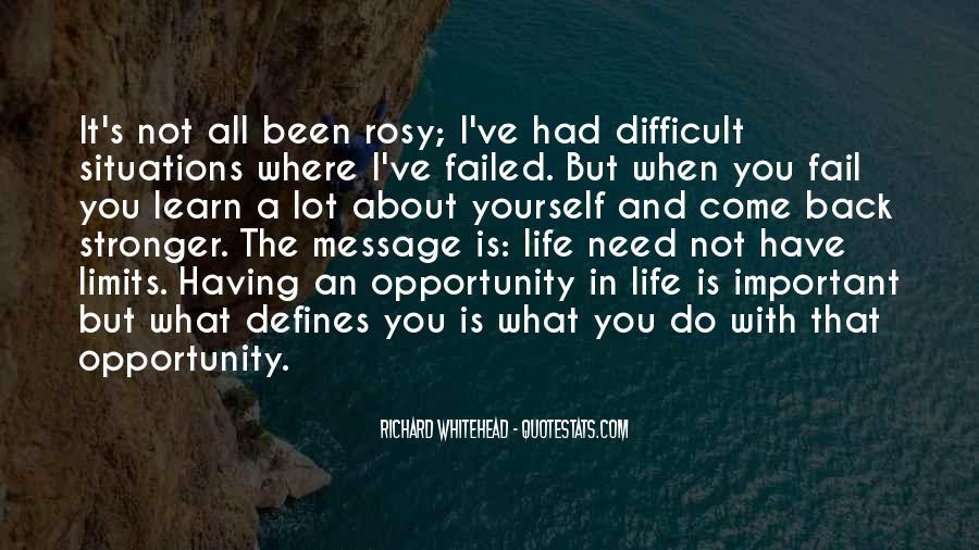 Whitehead's Quotes #906028