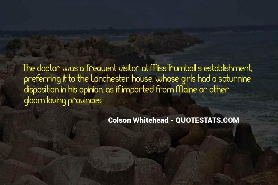 Whitehead's Quotes #937879