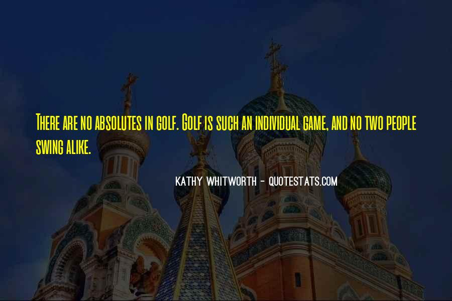 Whitworth Quotes #97796
