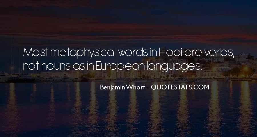 Whorf Quotes #1362436